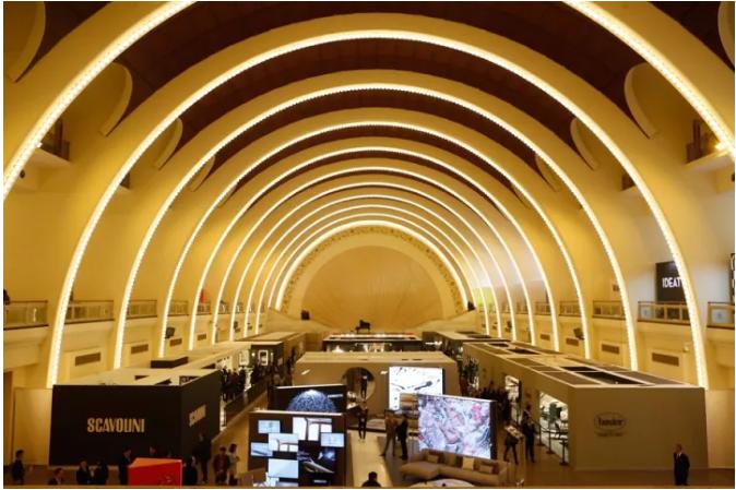 米兰国际家具(上海)展览会再次登陆上海